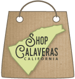 Shop Calaveras header logo
